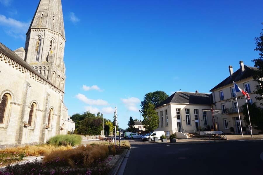 église de bernière